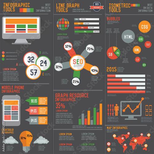 Free infographics tool