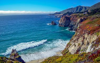 Amazing pacific coast, California