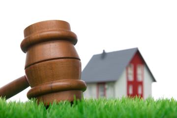 Immobilie - Kaufvertrag Haus