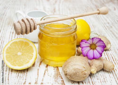 Имбирь с лимоном рецепты с фото