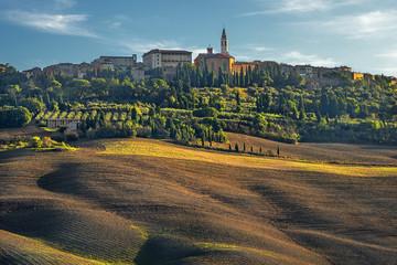 Fototapeta Toscania, Włochy, Pienza obraz