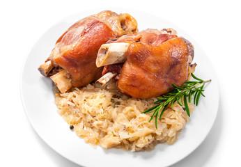 German Pork Knuckle- Schweinshaxe