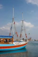 Yacht in Didim