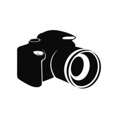 Simple label camera