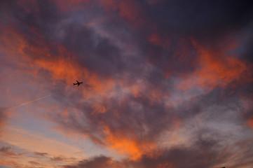 Sunrise take-off
