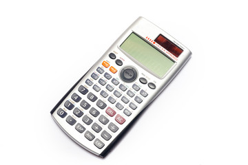 Calculator.Business concept