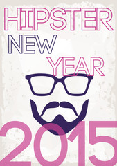 Hipster New Year