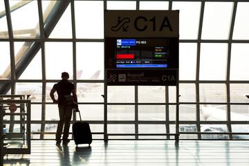 Suvanaphumi Airport, Bangkok,Thailand