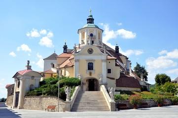 Haydn Church - Bergkirche in Eisenstadt, Burgenland