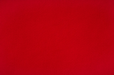 Red woolen baize (background)