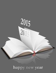happy new year 2015 + claque en français