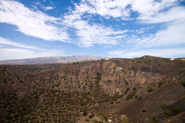 Gran Canaria, Caldera de Bandama