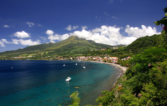 L'hiver au soleil - Martinique