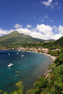 Ville de Saint Pierre - Martinique