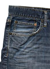 Denim Jeans With Pocket