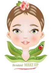 Bio Natural Make-up