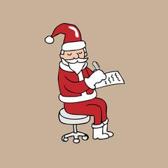 Santa Psychiatrist
