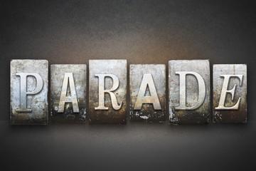 Parade Letterpress