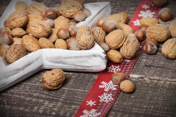 Hintergrund weihnachtlich