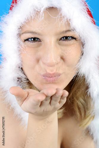 Weiblicher Nikolaus
