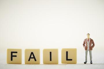 FAIL word
