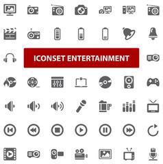 Top Iconset - Entertainment