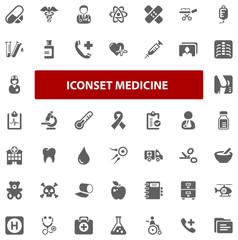 Top Iconset - Medicine