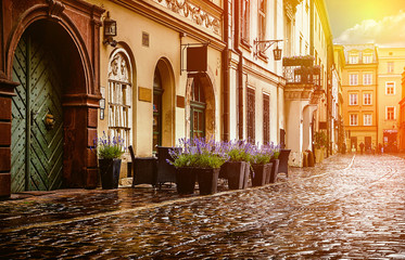 Krakow - Poland's historic center