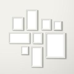 blank frameworks set