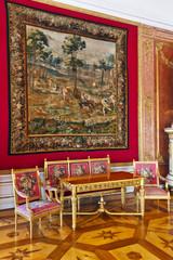Interior of palace in Salzburg Austria