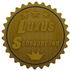 ll2 LuxuryLabel - Luxus Schnäppchen - gold gold2 - g2099