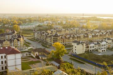 Tobolsk Kremlin .