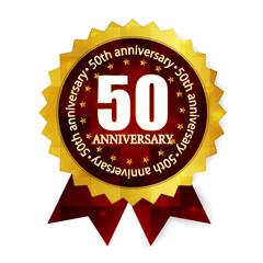 メダル フレーム 50周年