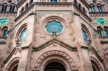 Freiburg Johanneskirche