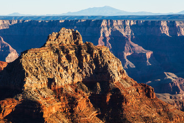 Vishnu Temple Grand Canyon North Rim