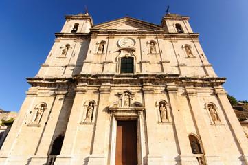 Castel di Sangro Basilica di Santa Maria Assunta