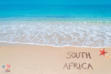 south africa writing