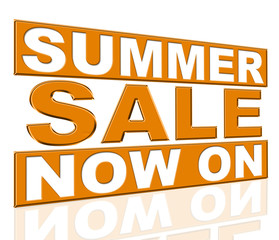 Summer Sale Means At The Moment And Cheap