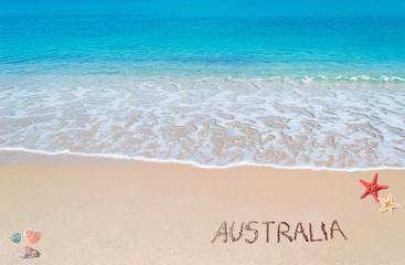 australia writing