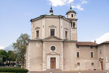 Wall Mural - Chiesa dell'Inviolata - Riva del Garda - Gardasee