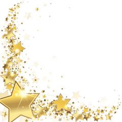 frame gold stars