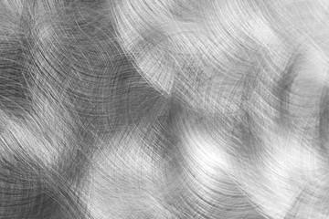 Silber Grauer Hintergrund, gebürstetes Stahl