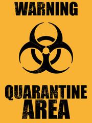 virus warnung biohazard