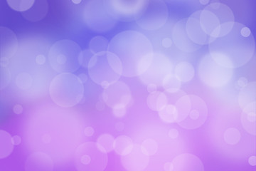 Airy background with bokeh