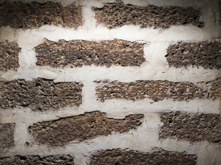 Laterite Texture Background