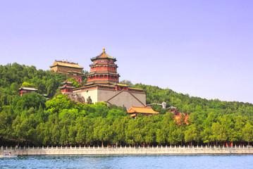 Foto op Plexiglas Beijing Summer Palace in Beijing, China