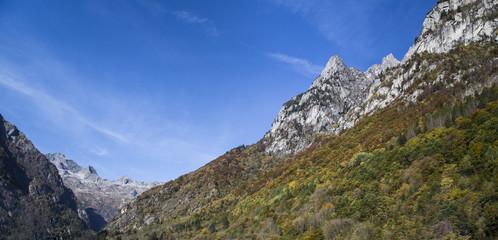 Autunno Alpino in Val di Mello