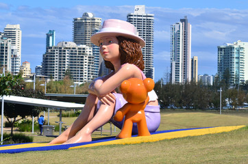 Southport Broadwater Parklands Gold Coast Queensland Australia