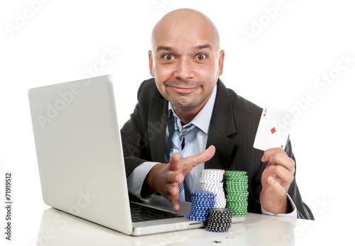 Internet addiction online gambling casino creating site web