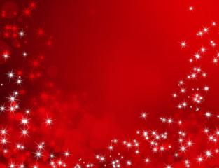 shiny red xmas